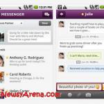 Yahoo Messenger for Andriod